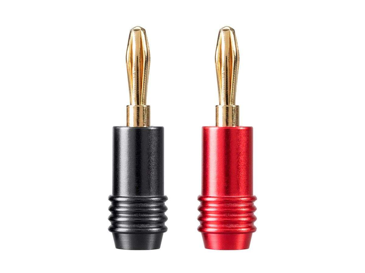 Affinity Series 24k Gold Speaker Banana Plug by Monoprice