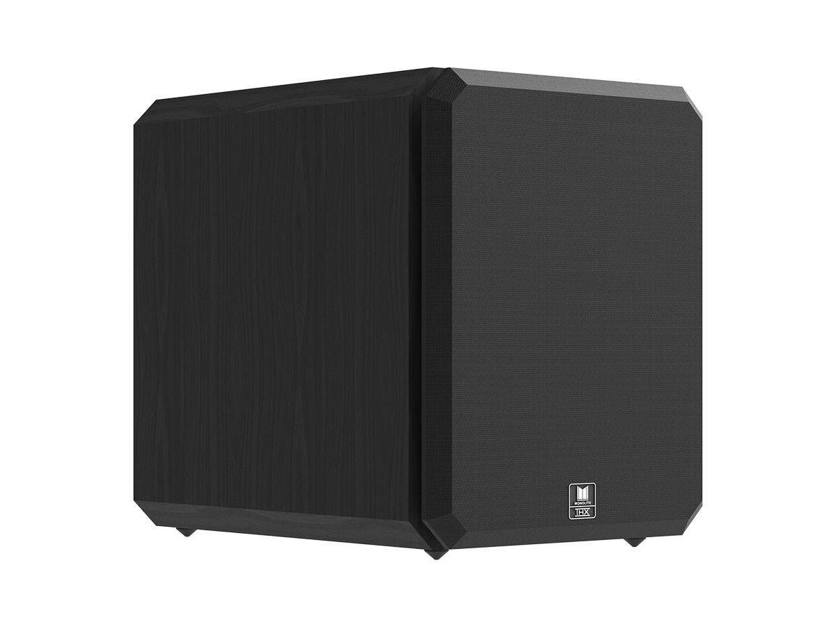 Monolith by Monoprice 10 inch THX Select Certified 500 Watt Powered Subwoofer - (EU Plug)