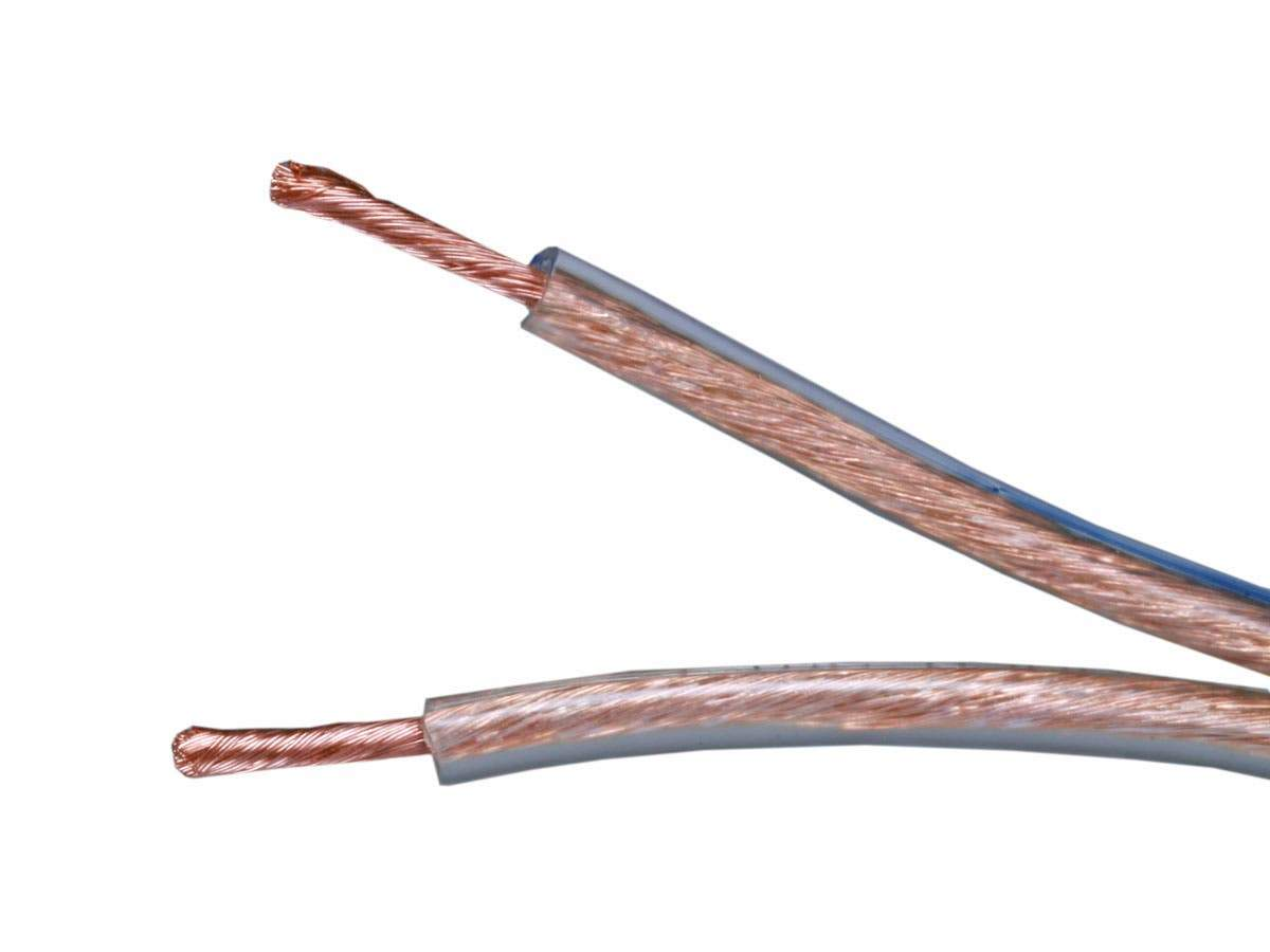 Choice Series 14AWG Oxygen-Free Pure Bare Copper Speaker Wire by Monoprice