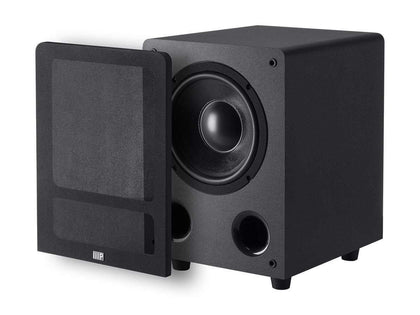 premium-select-eight-inch-twohundred-watt-subwoofer-by-monoprice-uk-plug