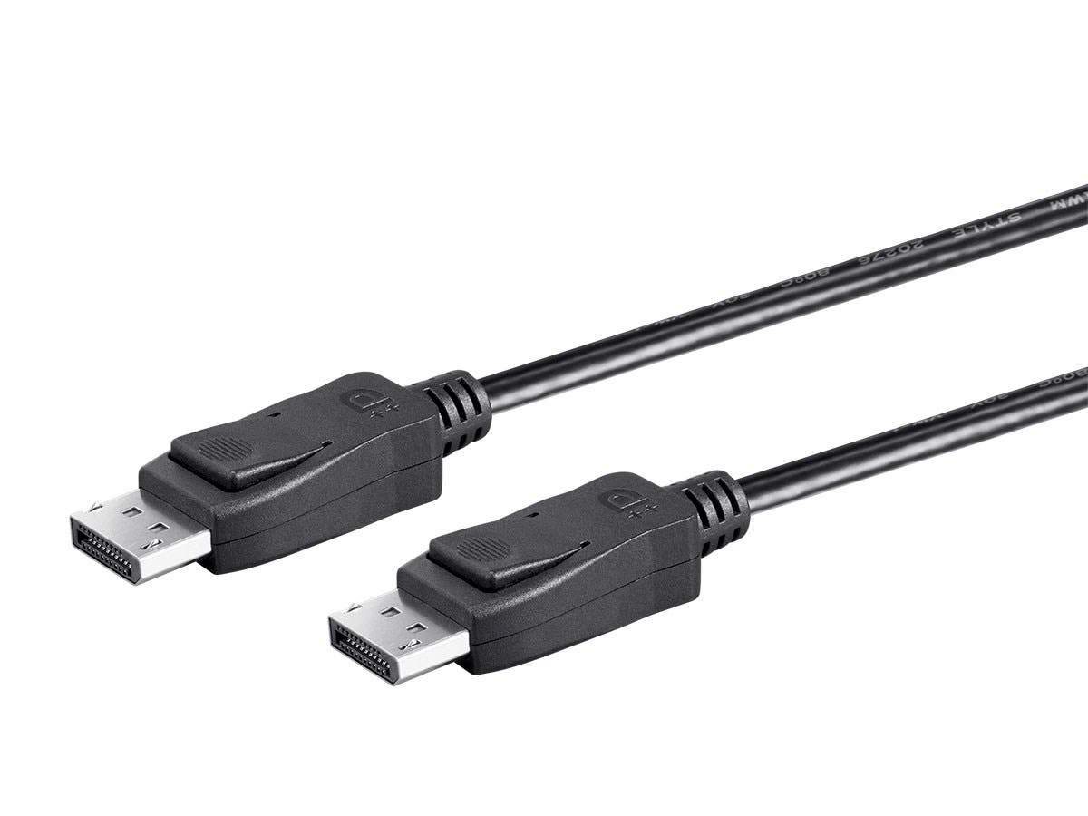 Monoprice Select Series DisplayPort 1.4 Cable, Black