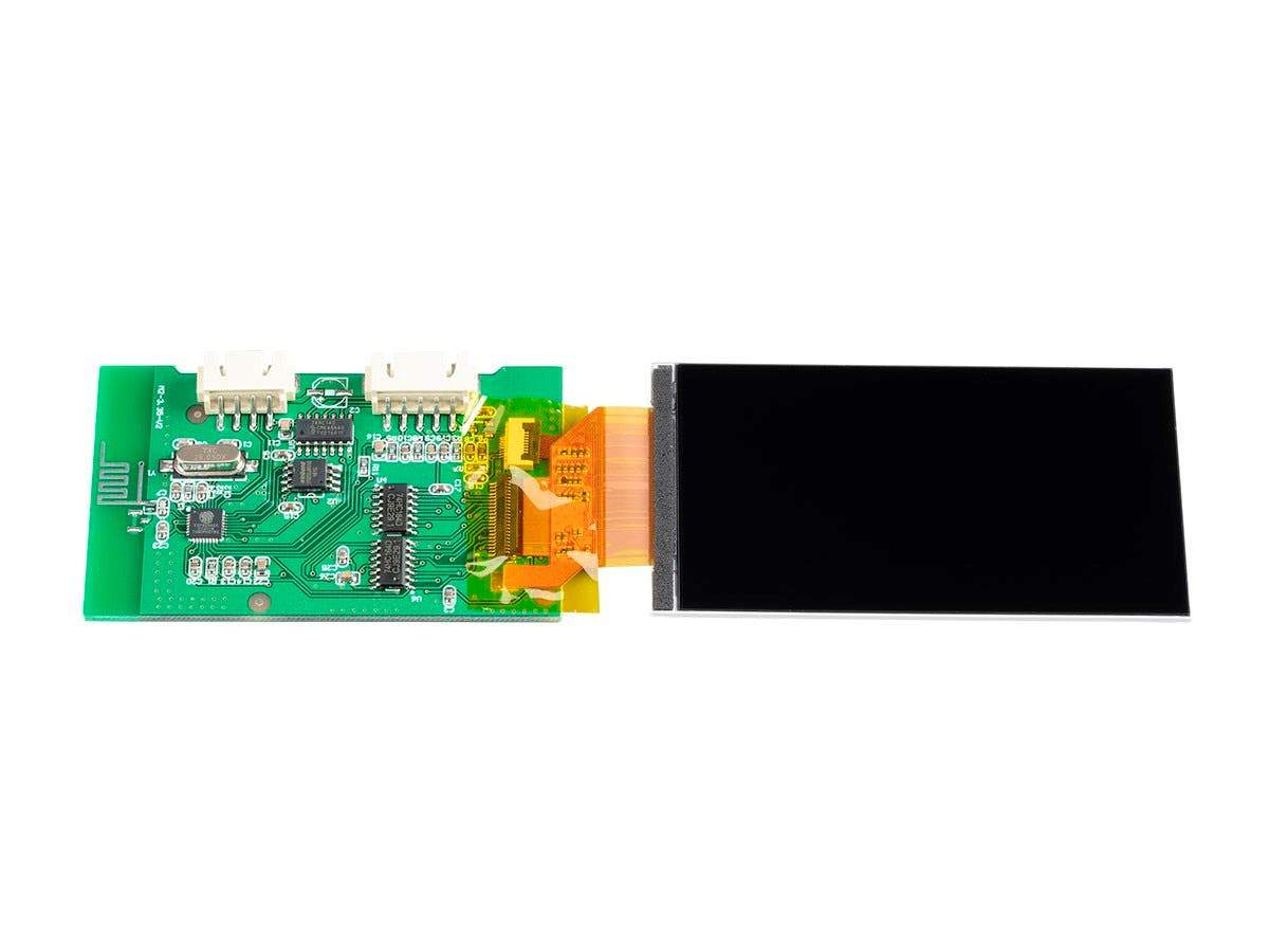 Monoprice Replacement UI Control Board With Display for the MP Select Mini 3D Printer V2 (15365 and 21711)