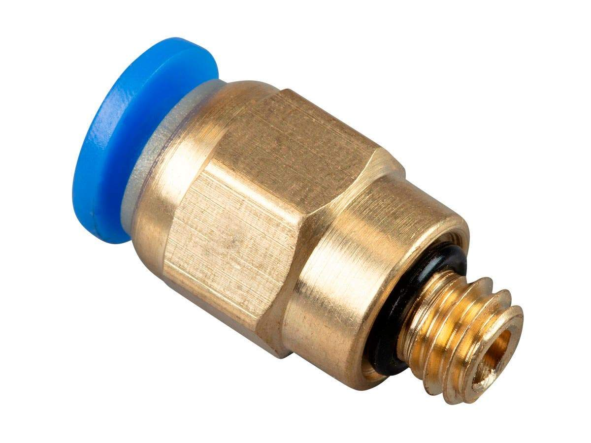 Monoprice Replacement Bowden Push Fit Coupler Connector for the MP Select Mini (15365 and 21711) and MP Select Mini PRO (33012) 3D Printers