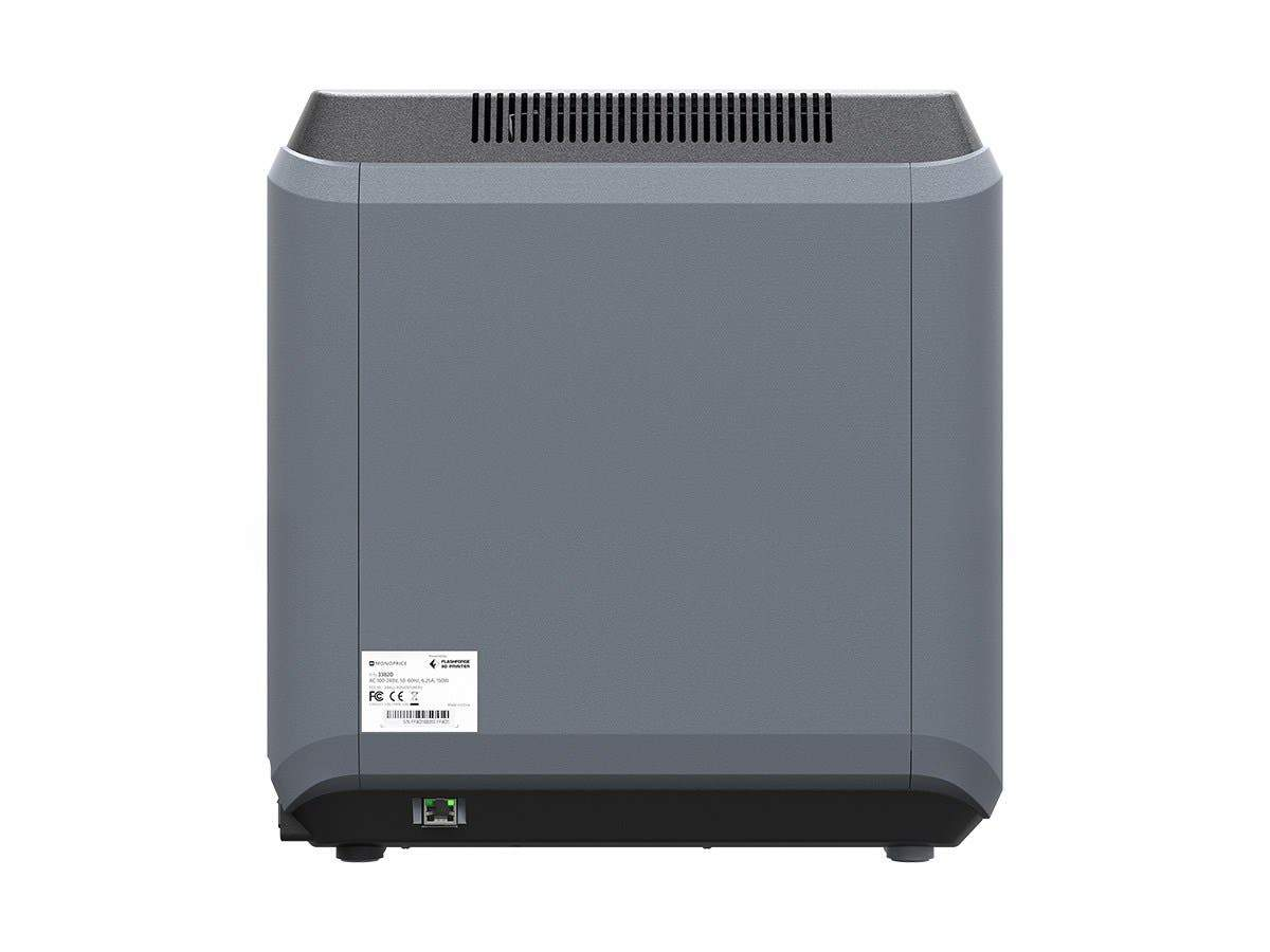 MP Voxel 3D Printer  Fully Enclosed  Easy Wi-Fi  Touch Screen  8GB On-Board Memory  Polar Cloud Enabled by Monoprice