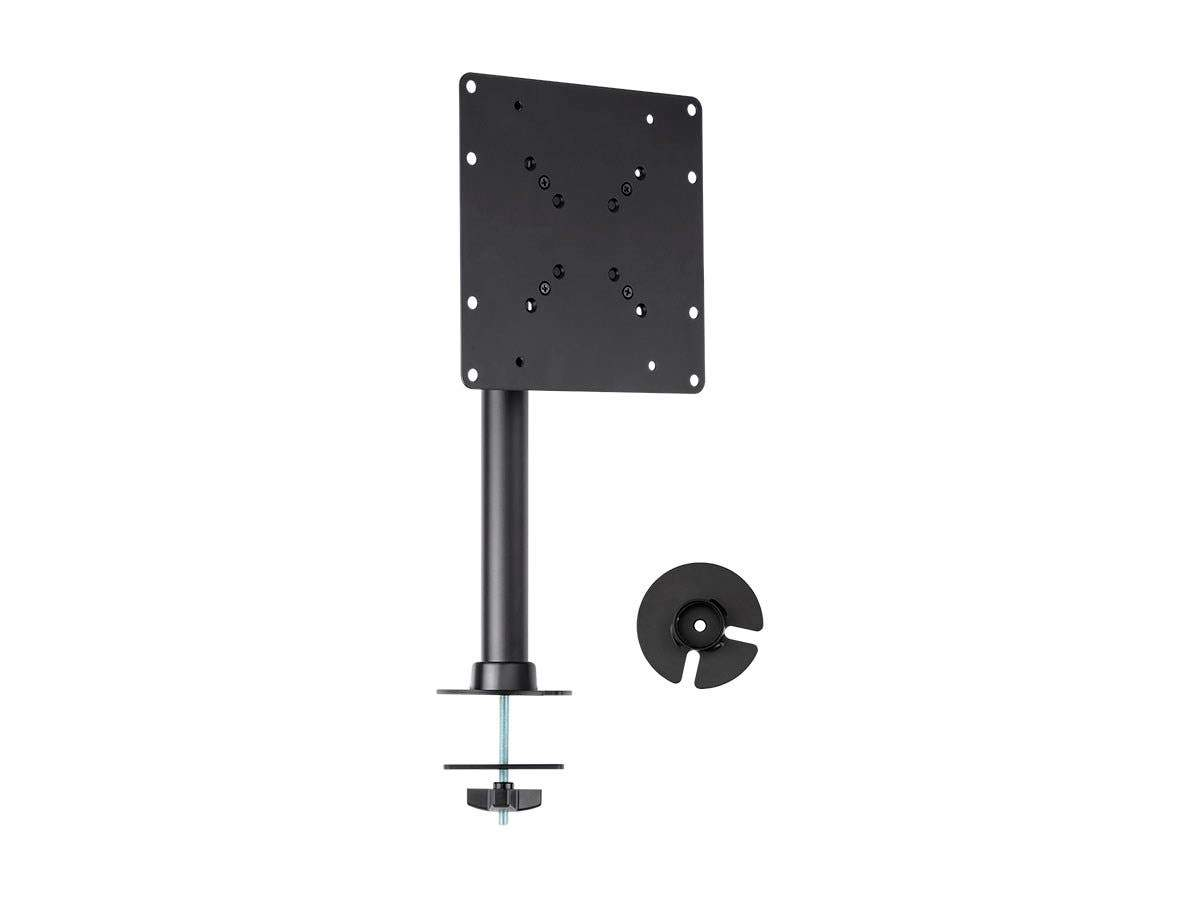 Adjustable Tilting Monitor Mount - Black | Compatible With Screens up to 106 cm  - Workstream Collection by Monoprice