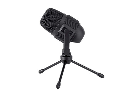 Stage Right by Monoprice USB Large Condenser Mic with Stand
