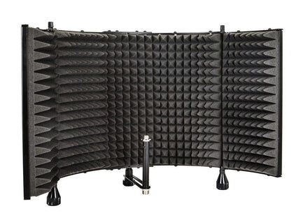 Stage Right by Monoprice Microphone Isolation Shield