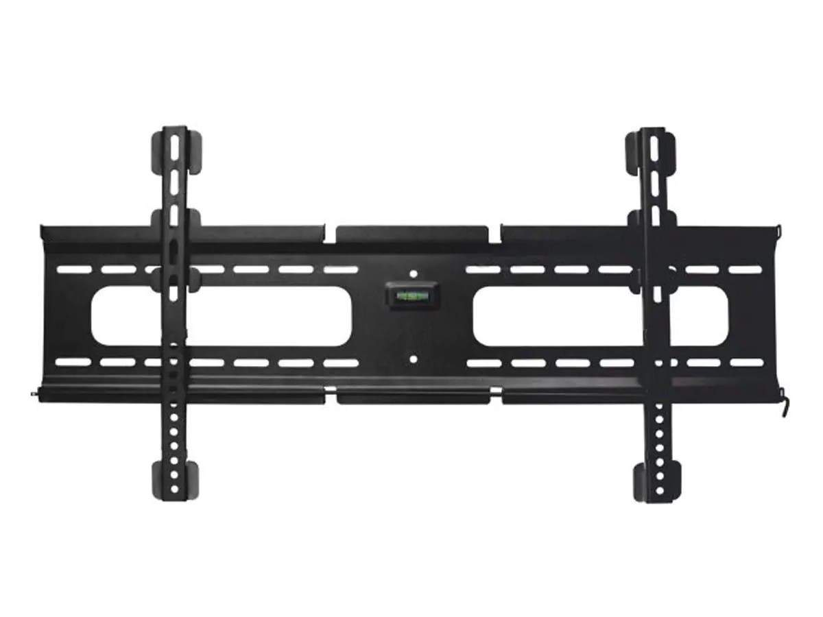 Commercial Series Fixed TV Wall Mount Bracket For TVs 37in to 70in  Max Weight 165 lbs  VESA Patterns Up to 800x400  Security Brackets  Works with Concrete & Brick  NO LOGO by Monoprice
