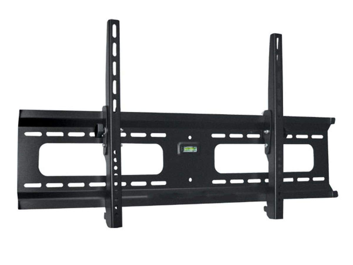 Monoprice Commercial Series Extra Wide Tilt TV Wall Mount Bracket - For TVs 37in to 70in, Max Weight 165 lbs, VESA Patterns Up to 800x400, Works with Concrete & Brick, UL Certified