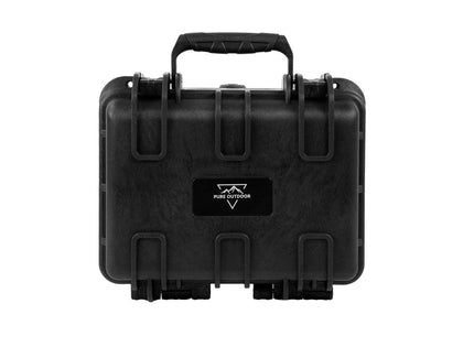 Monoprice Weatherproof Hard Case - 30.4cm (12in) x 25.4cm (10in) x 15.2cm (6in) With Customizable Foam, Fits HUBSAN Quadcopter Drones Main Image