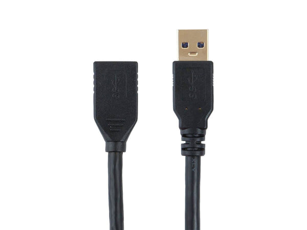 Select Series USB-A zu USB-A (F) 3.0 Kabel - 3 pack