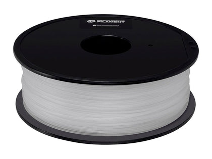 Monoprice Premium 3D Drucker Filament PETG - Natural - 1kg Spool, 1.75mm Thick | FDA Food Grade | Ideal for Utensils & Dishware | For All PETG Compatible Printers Main Image