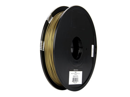 Monoprice MP Specialty 3D Drucker Filament - Bronze Fill - 0.5kg/spool, 1.75mm Thick, 60% Copper Bonded Together By Polymer Binders Main Image