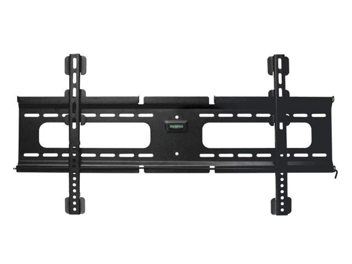 Monoprice SlimSelect Series Fixed TV Wall Mount Bracket - For TVs 37in to 70in, Max Weight 165 lbs, VESA Patterns Up to 800x400, Security Brackets, Height Adjustable
