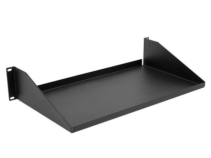 Monoprice Single Sided Shelf, 3.5x10x19in, 13 kg (30 lbs)