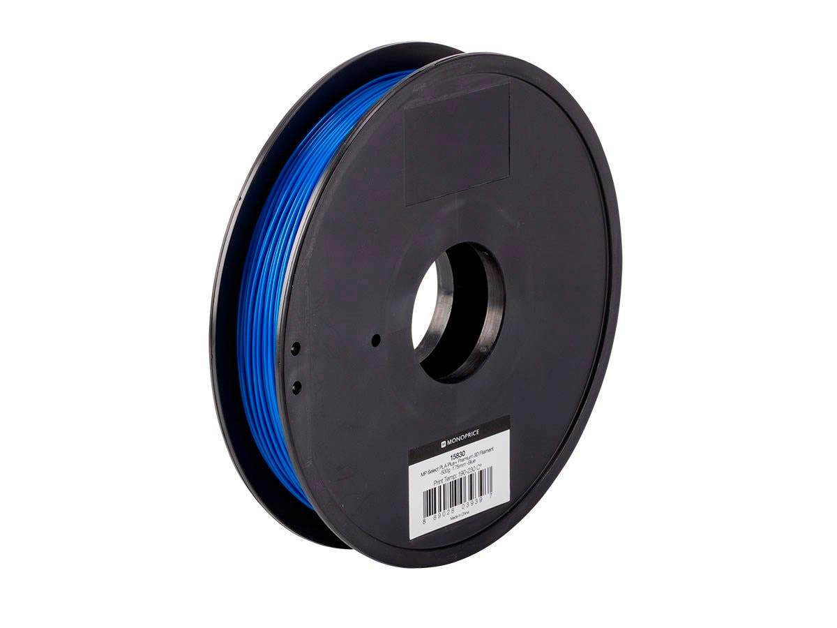MP Select PLA Plus + Filament 3D Premium 1,75 mm 0,5 kg/bobine de Monoprice