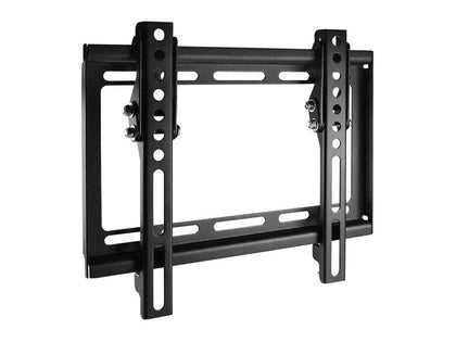 Monoprice EZ Series Tilt TV Wall Mount Bracket For TVs Up to 42in, Max Weight 34,9 kg (77 lbs), VESA Patterns Up to 200x200, UL Certified