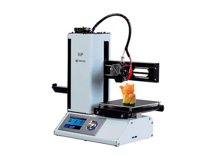 Imprimante 3D avec plaque de construction chauffante Monoprice Select Mini V2 (EU/UK)