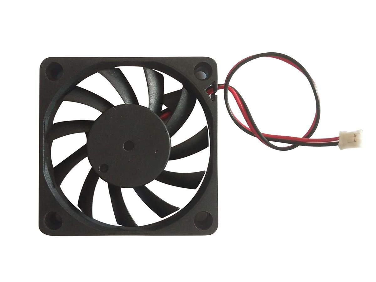 Monoprice Replacement 60x60x10mm Main Board fan for the MP10 and MP10 Mini 3D Printers (34437 and 34438)