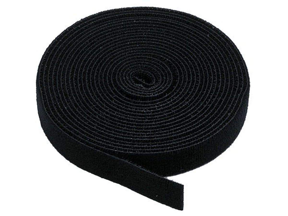 Monoprice Hook and Loop Fastening Tape, 5 yards/roll, 0.75 in
