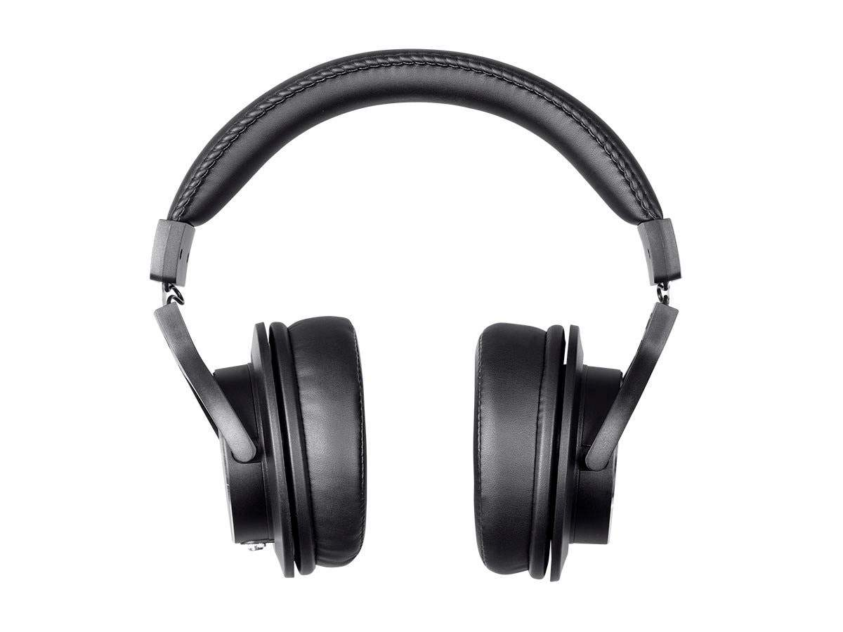 Stage Right by Monoprice Multimedia Studio Reference Monitor Headphones 53mm (Closed-back)
