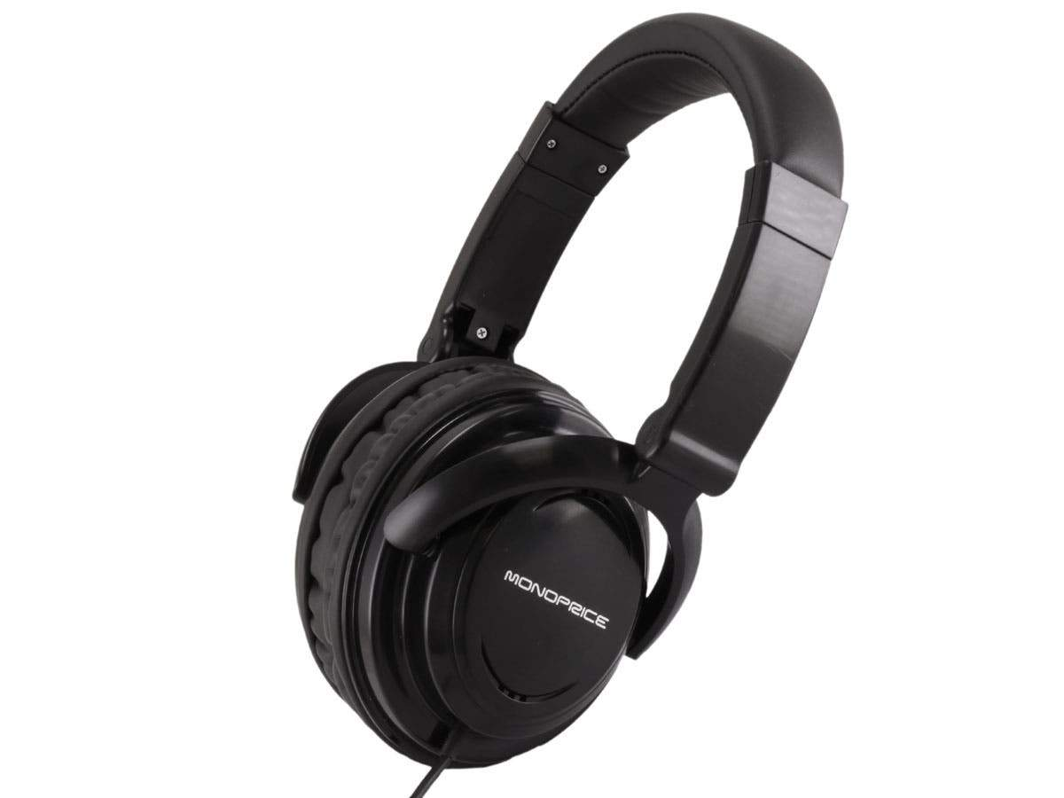 Casque supra-auriculaire Hi-Fi Light Weight de Monoprice