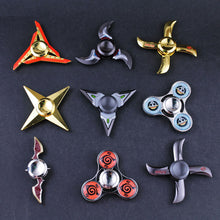 One Piece Weapons Turn darts Fidgets Cubes Spinner Toys Rotary Tri-spinner Naruto Shuriken Naruto Dragon Blade Sword in Hand