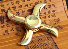 2017 New version Fidget Spinner Naruto Over watch Hot comic figures Hand Spinner EDC for Gift
