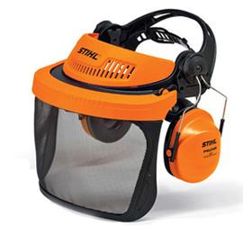 Stihl G500 Face & Hearing Protection - A System