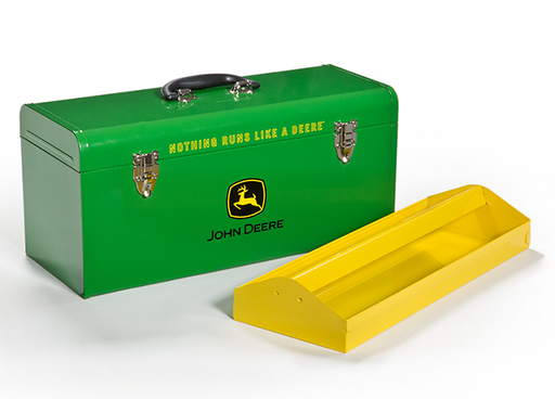 John Deere 20 inch Hand Carry Tool Box