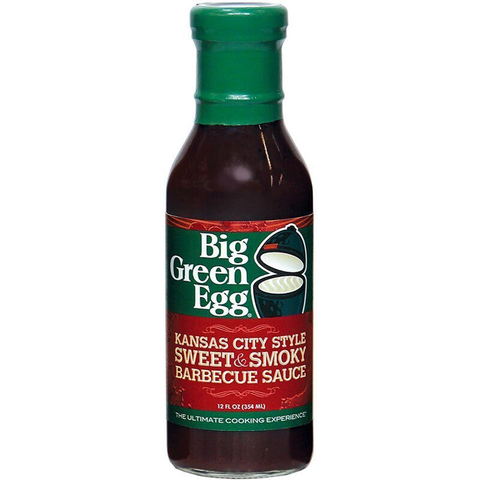Big Green Egg Sweet & Smoky Kansas City Style BBQ Sauce
