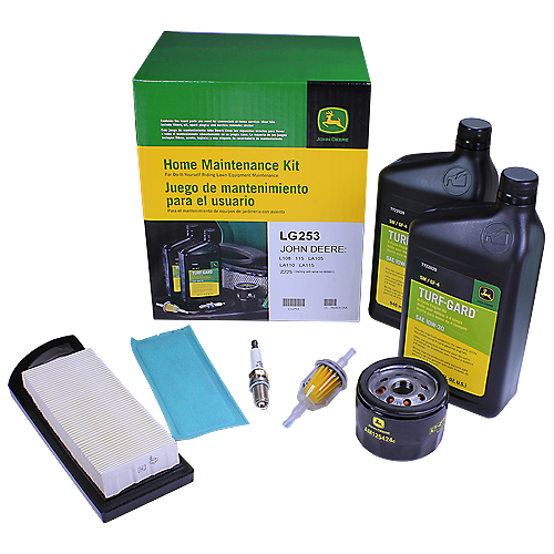 John Deere Home Maintenance Kit LG253
