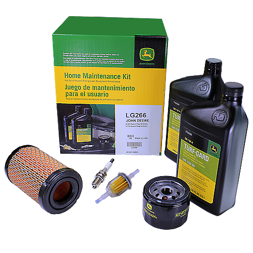 John Deere Home Maintenance Kit LG266