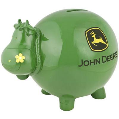 John Deere Cow Savings Bank