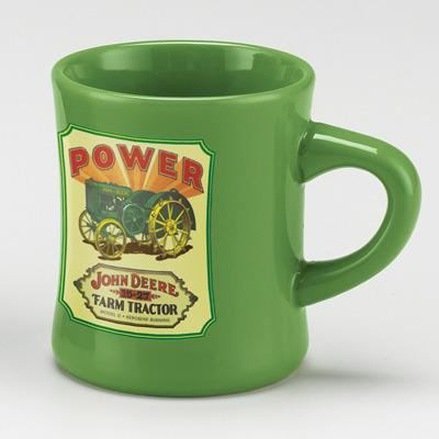 John Deere Power Diner Mug