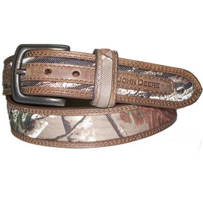 John Deere Realtree Tan Belt
