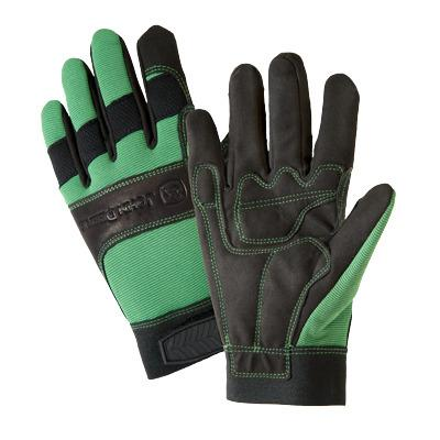 John Deere Lined All Purpose Hi-Dex Green Glove