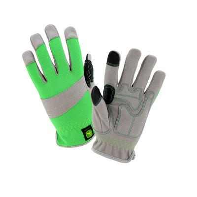 John Deere All Purpose Touch Screen Green Glove