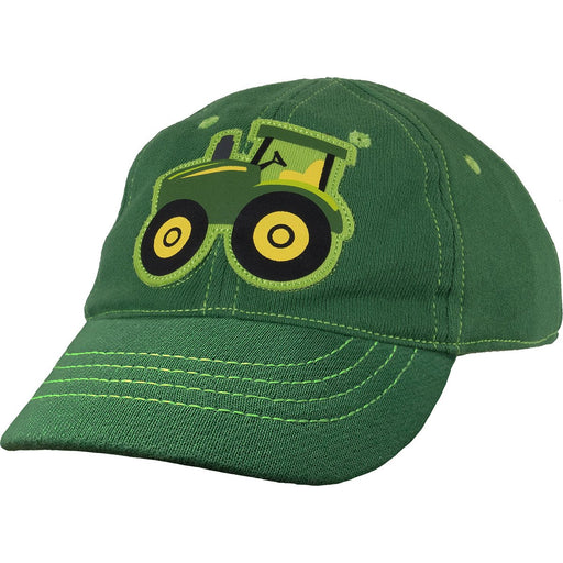 John Deere Infant Boy Green Cap