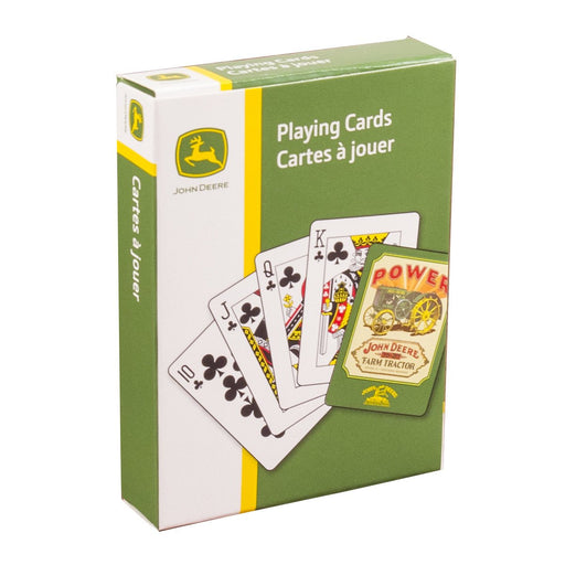John Deere Playing Cards