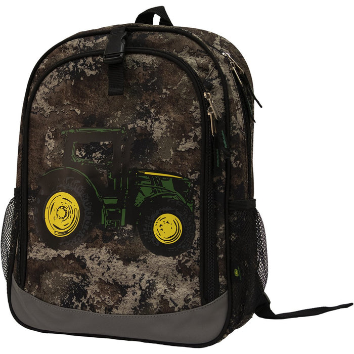 John Deere Camo Backpack