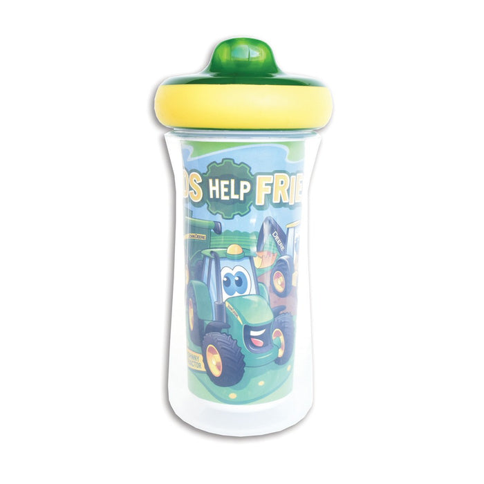 John Deere Insulated Drop Guard Sippy Cup