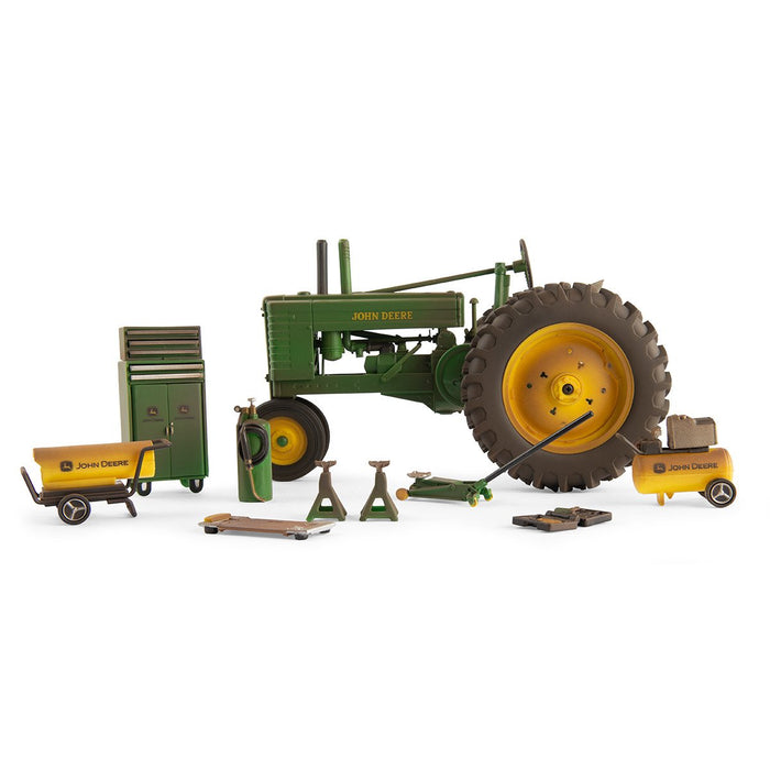 John Deere 1:16 Barn Finds Tractor