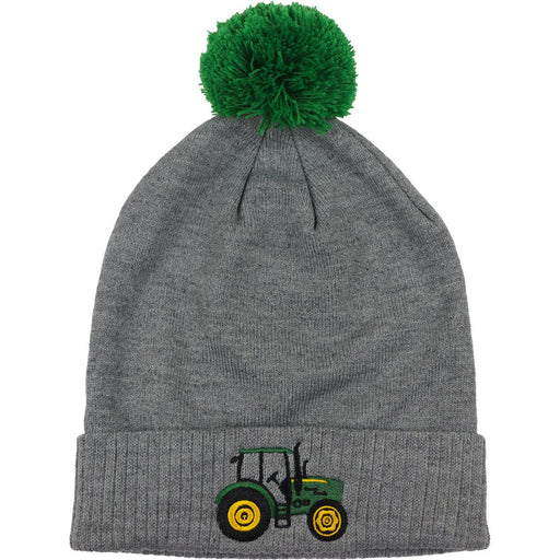 John Deere Boy Toddler Stocking Tractor Hat