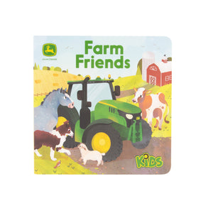 John Deere Farm Friends Book