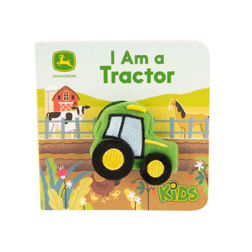 John Deere I Am A Tractor Book