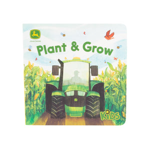 John Deere Plant & Grow Book