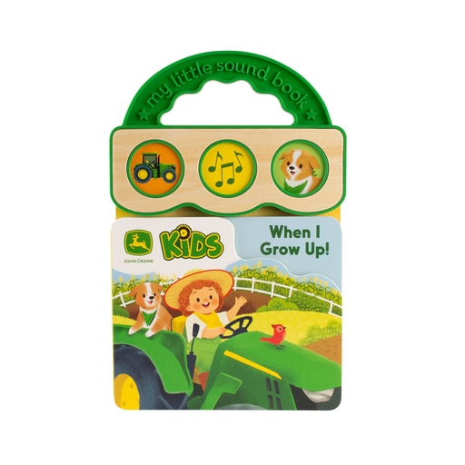 John Deere When I Grow Up Book