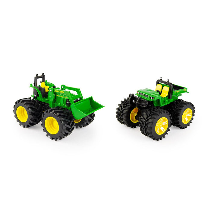 John Deere Monster Treads 2 Pack