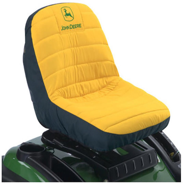 John Deere Large Seat Cover for Gators and Lawn Mowers - LP92334